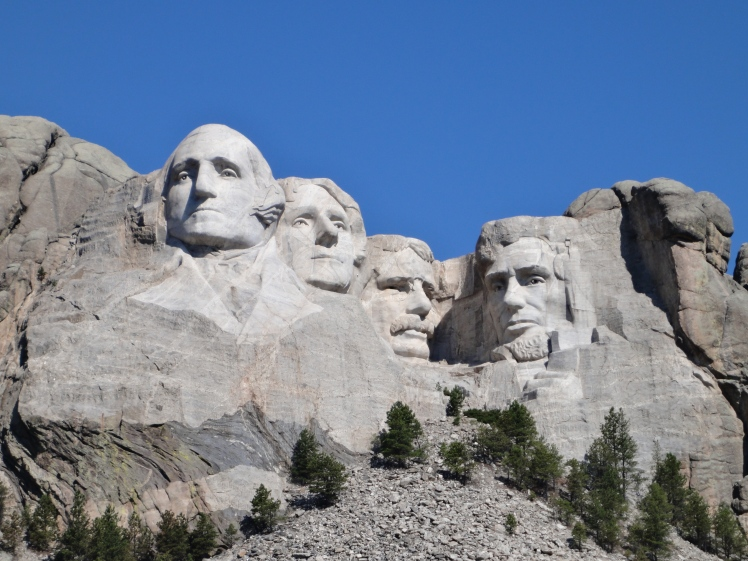 National Monument Mount Rushmore