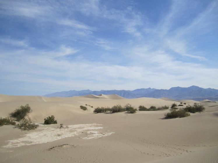 Mesquite Flat Sand Dunes USA