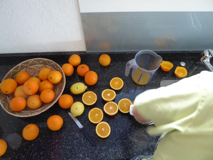 Orangensirup