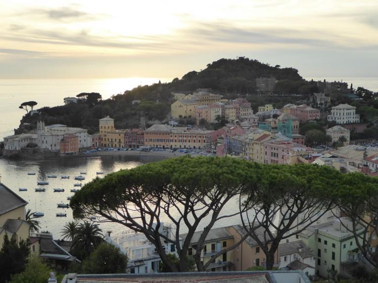 Sestri Levante Italien