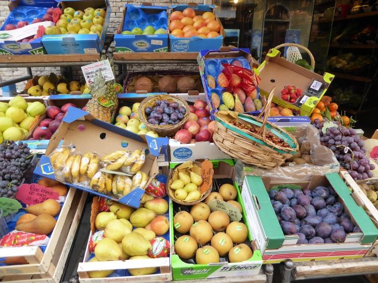 Früchte Italien