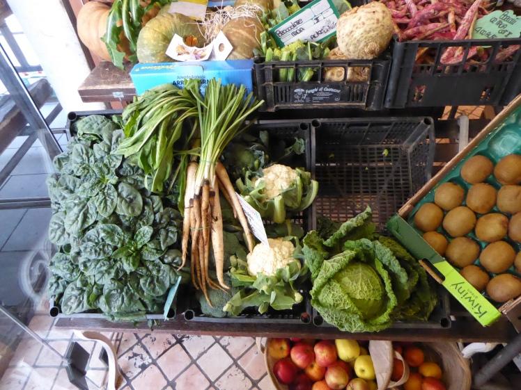 Gemüse Italien
