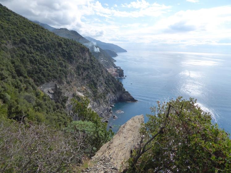 Cinque Terre Ligurien Italien